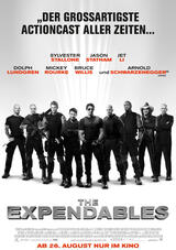 The Expendables - Poster