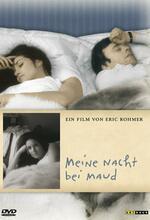 Meine Nacht bei Maud Poster