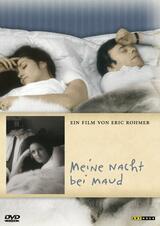 Meine Nacht bei Maud - Poster