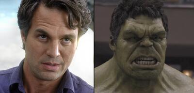 Mark Ruffalo in Marvel's The Avengers