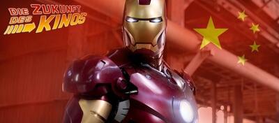 Selbst Iron Man muss in China Kompromisse machen