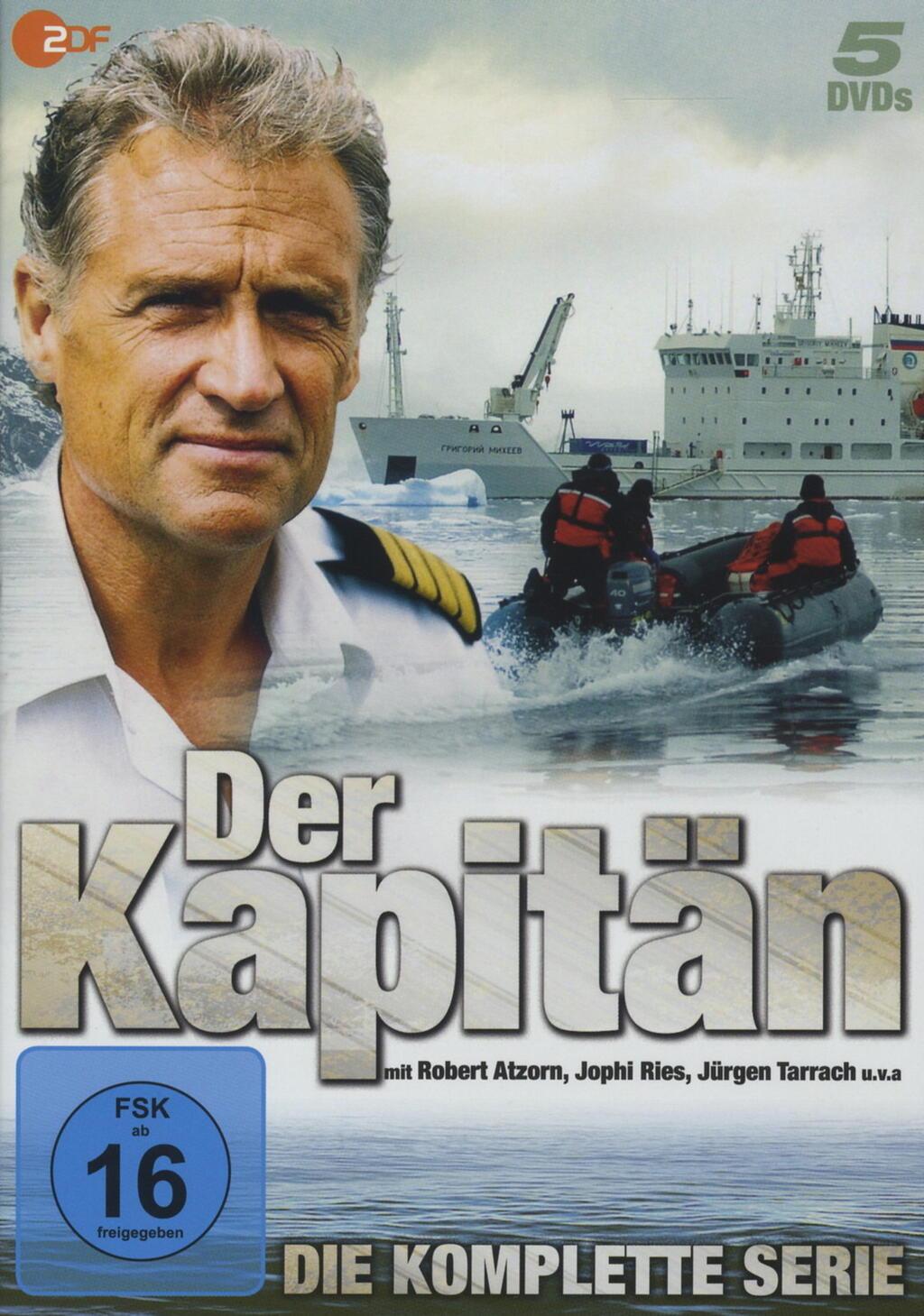 Der Kapitän: Kein Hafen für die Anastasia