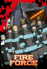 Fire Force - Poster