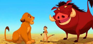 Deutlich mehr Emotionen: Das König der Löwen-Original