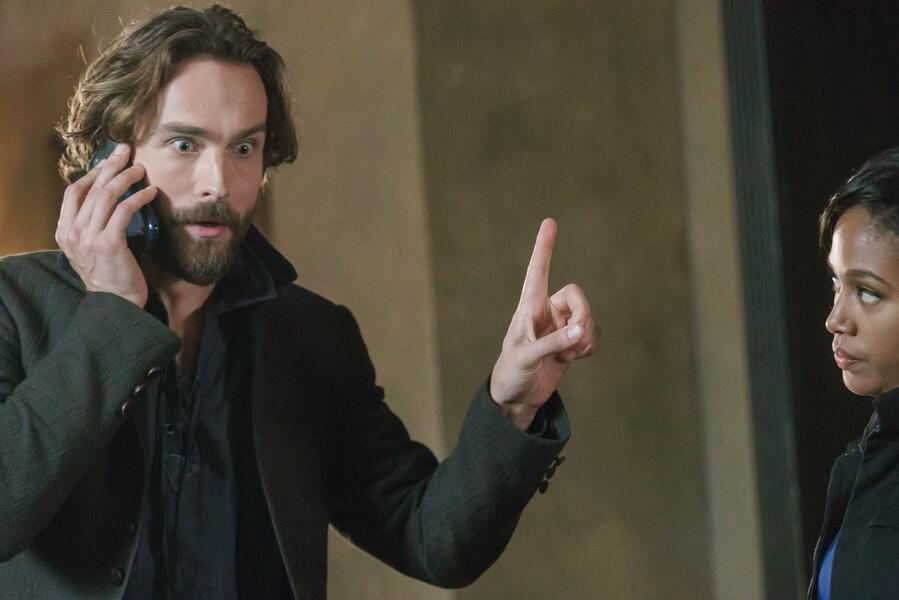 Sleepy Hollow Staffel 3 mit Tom Mison