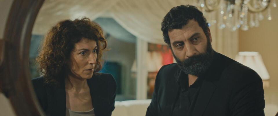 İki Gözüm Ahmet mit Yelda Reynaud und Ozgur Tuzer