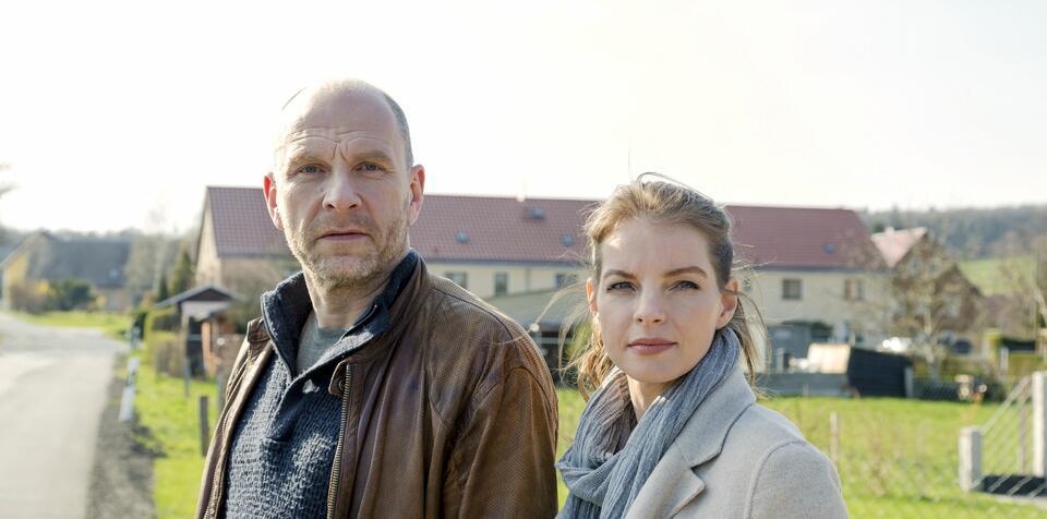 Wolfsland - Tief im Wald mit Yvonne Catterfeld und Götz Schubert