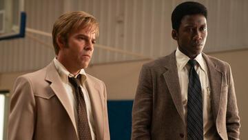 Stephen Dorff und Mahershala Ali in True Detective