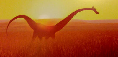 Concept Art zu Der gute Dinosaurier