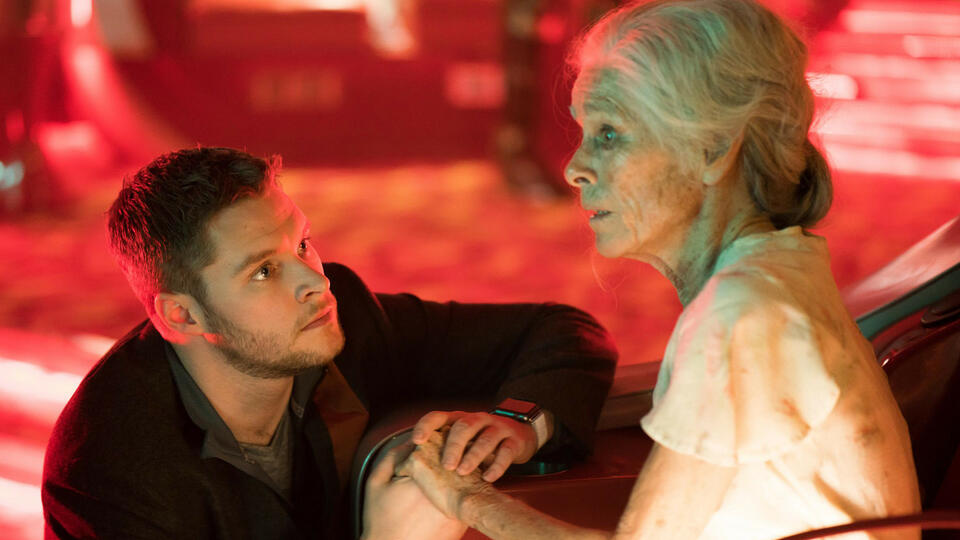 Philip K. Dick's Electric Dreams, Philip K. Dick's Electric Dreams Staffel 1 mit Geraldine Chaplin und Jack Reynor