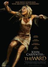 John Carpenter's The Ward - Poster