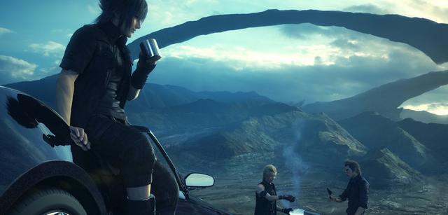 Kommt Final Fantasy 15 schon im Herbst?