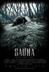 Sauna - Wash Your Sins - Poster