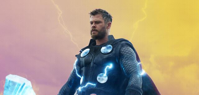 Chris Hemsworth als Thor in Avengers 4: Endgame