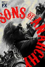 Sons of Anarchy - Staffel 3 - Poster