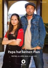 Papa hat keinen Plan - Poster