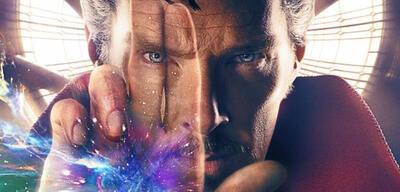 Benedict Cumberbatch alsDoctor Strange