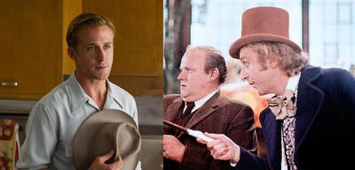 Ryan Gosling/Gene Wilder