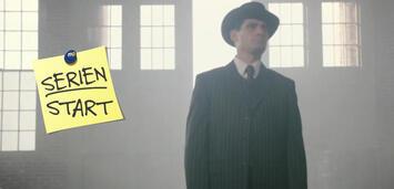 Bild zu:  Mafia - Die Paten von New York, Staffel 1