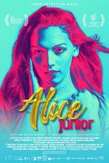 Alice Júnior - Poster