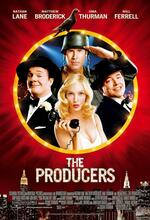 The Producers: The Movie Musical Poster