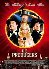 The Producers: The Movie Musical - Poster