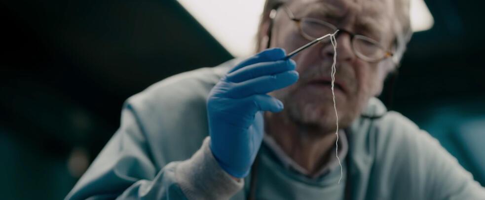 The Autopsy of Jane Doe mit Brian Cox