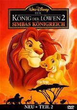 Der König der Löwen 2: Simbas Königreich - Poster