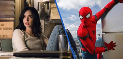 Jessica Jones und Spider-Man
