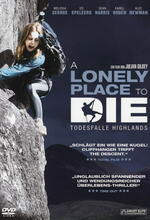 A Lonely Place to Die - Todesfalle Highlands Poster