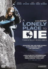 A Lonely Place to Die - Todesfalle Highlands - Poster