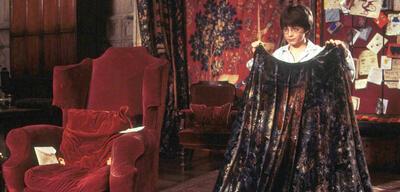 Harry Potter und sein Tarnumhang