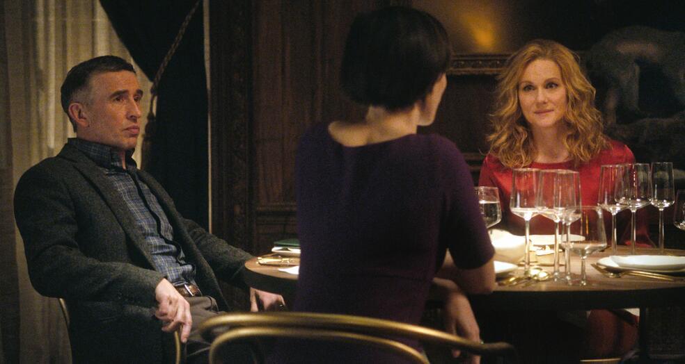 The Dinner mit Laura Linney und Steve Coogan