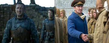 Ralph Ineson in Game of Thrones und Chernobyl