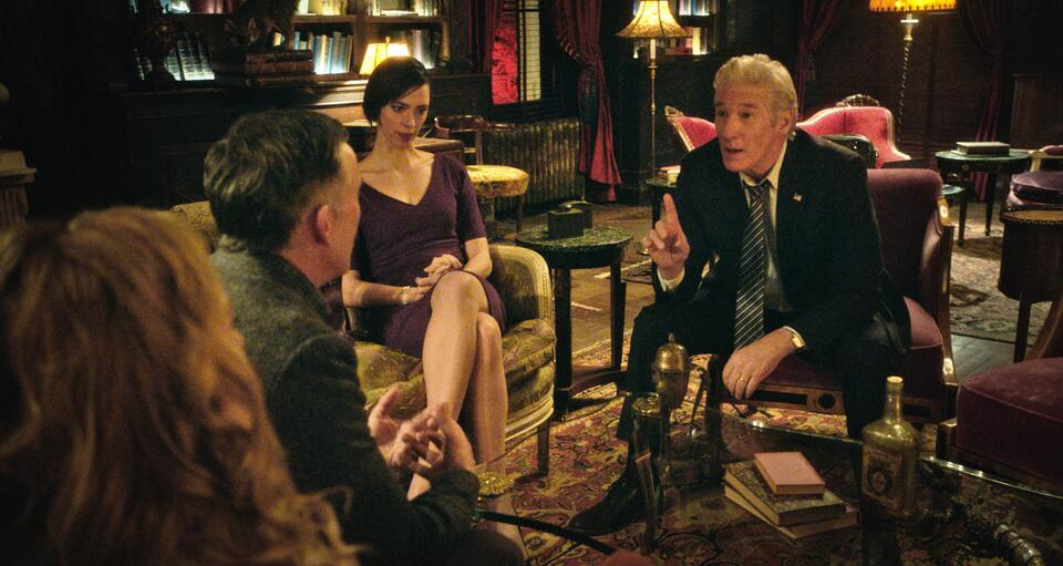 The Dinner mit Richard Gere, Rebecca Hall, Laura Linney und Steve Coogan