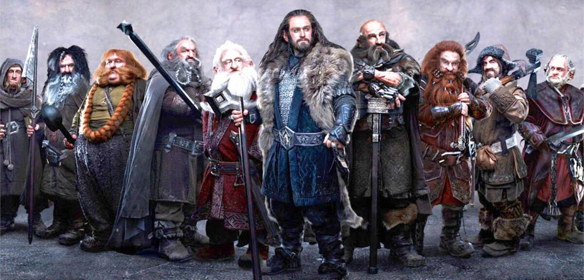 Der Hobbit Teile