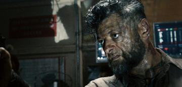 Andy Serkis als Ulysses Klaue in Avengers: Age of Ultron