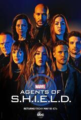 Marvel's Agents of S.H.I.E.L.D. - Staffel 6 - Poster