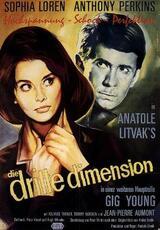 Die dritte Dimension - Poster