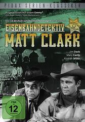 Eisenbahndetektiv Matt Clark