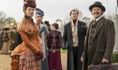 Holmes und Watson mit Will Ferrell, John C. Reilly, Rebecca Hall und Lauren Lapkus - Bild 5