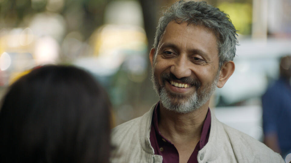 Once Again - Eine Liebe in Mumbai  mit Neeraj Kabi