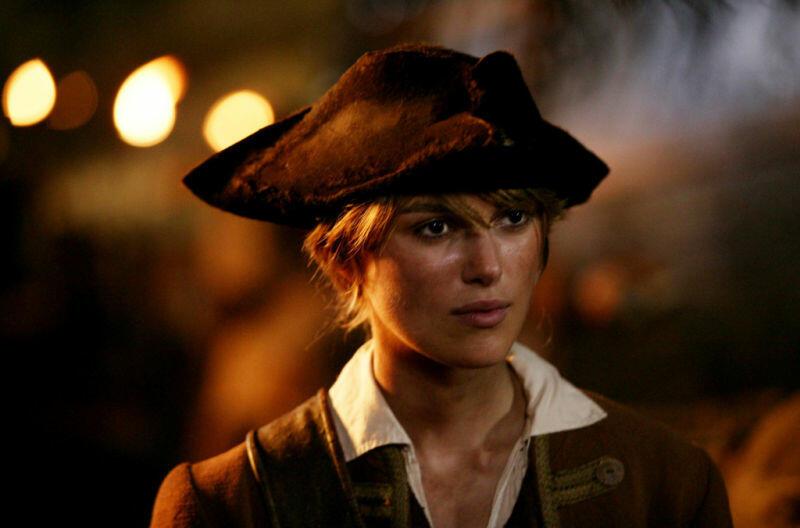Pirates of the Caribbean - Fluch der Karibik 2 mit Keira Knightley