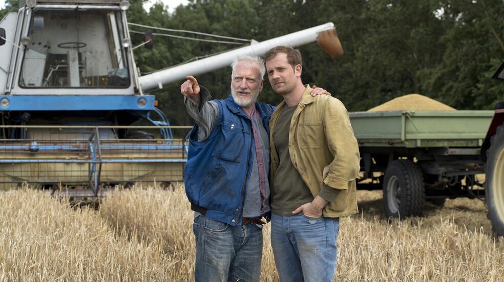 Zwei Bauern und kein Land mit Christoph Schechinger und Ernst Stötzner