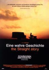 Eine wahre Geschichte - The Straight Story - Poster