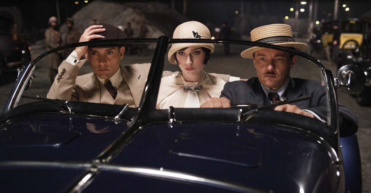 Große Gatsby Film