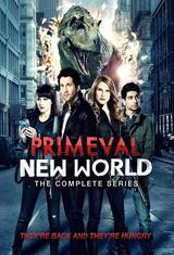 Primeval: New World - Poster