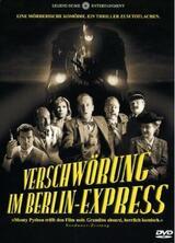 Verschwörung im Berlin-Express - Poster