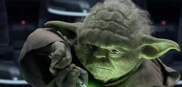 Bild zu:  Yoda in Star Wars: Episode III - Die Rache der Sith