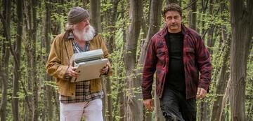 Nick Nolte und Gerard Butler in Angel Has Fallen.